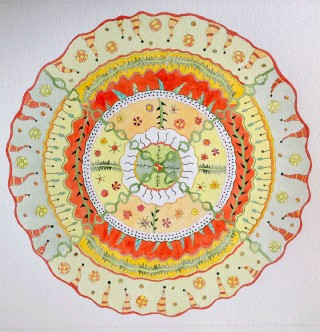 Mandala by Tashina Knight 2010